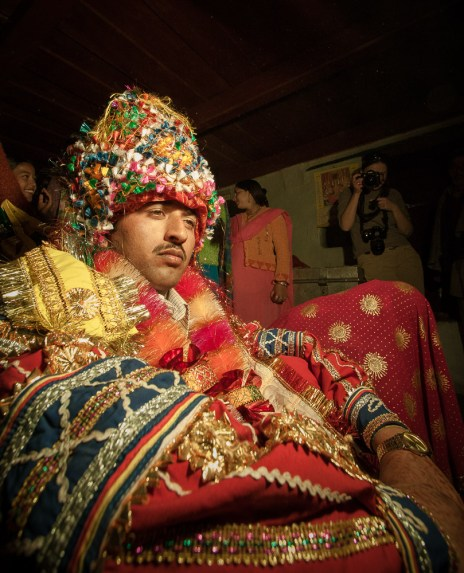 November 2007 Local wedding, Himachal Pradesh, India